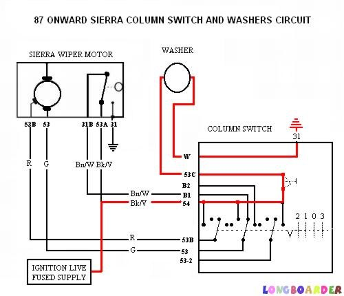 lucas wiper motor wiring diagram images wiring a car wash wiring circuit
