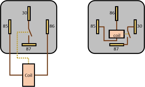 HOW TO WIRE UP AN ELECTRIC FAN Fan Relay Wiring Up Electric on